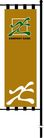 旗帜标示VI模板0124,旗帜标示VI模板,VI素材模板,