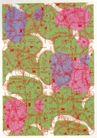 保罗考克斯0022,保罗考克斯,世界设计大师,地图 标志 红线 方向