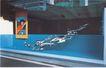 山形季央的设计世界0081,山形季央的设计世界,世界设计大师,水波 海报 蓝色