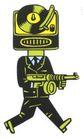 王翰尼0050,王翰尼,世界设计大师,光碟 抢占 枪支