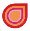 皮埃尔.迪休洛0030,皮埃尔.迪休洛,世界设计大师,红色 黄色 水滴状