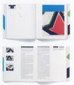 蒙古齐0044,蒙古齐,世界设计大师,书页 彩页 文字