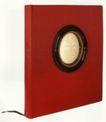 马桑0030,马桑,世界设计大师,深红 圆圈 黑色
