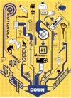 信息通讯服务0001,信息通讯服务,中国广告作品年鉴2007,游戏 玩家 版图
