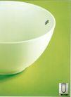 家电及关联品0021,家电及关联品,中国广告作品年鉴2007,一只碗 绿色地面 白色