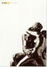 房地产及关联品0024,房地产及关联品,中国广告作品年鉴2007,雕塑 拥抱 赤裸