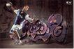 服饰及关联品0002,服饰及关联品,中国广告作品年鉴2007,后仰 带球 特技