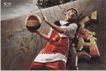 服饰及关联品0003,服饰及关联品,中国广告作品年鉴2007,传球 姿势 托球