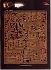 服饰及关联品0011,服饰及关联品,中国广告作品年鉴2007,李宁牌 迷宫 运动鞋