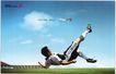 流通及服务0019,流通及服务,中国广告作品年鉴2007,蓝天下 绿荫地 倒挂金钩