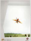 美容卫生用品0023,美容卫生用品,中国广告作品年鉴2007,蜜蜂 窗户 清洁卫生用品