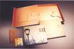 中国书籍装贞设计0082,中国书籍装贞设计,书籍装贞,路灯 外滩 绳子
