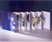中国书籍装贞设计0085,中国书籍装贞设计,书籍装贞,折叠 星星 月亮