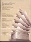 版式设计之图文配合0017,版式设计之图文配合,书籍装贞,米色底 一叠纸 飞起