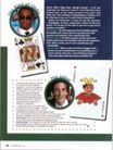 版式设计之图文配合0025,版式设计之图文配合,书籍装贞,梅花K 戴墨镜的男人 小丑 微笑