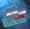 LEP彩色显示器0005,LEP彩色显示器,企业广告PSD分层,卡片 银行 存折