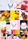 倩倩礼品0013,倩倩礼品,企业广告PSD分层,倩倩礼品 购物女郎 各种礼品