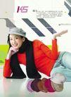 卡纱帽业0006,卡纱帽业,企业广告PSD分层,时髦 女生 侧卧