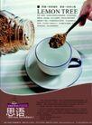 路易斯咖啡店0002,路易斯咖啡店,企业广告PSD分层,满勺 咖啡 粉粒