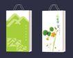 绿园新城0004,绿园新城,优秀房地产广告年鉴2007,花色 纸袋 纹饰