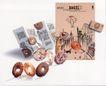 饮食0045,饮食,商业型录设计,甜甜圈 纽约 甜食