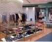 上海顶级商业空间0082,上海顶级商业空间,商业空间展示,女装 展示柜 灯光