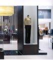 上海顶级商业空间0088,上海顶级商业空间,商业空间展示,字母 展区 女装