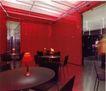 国际商业空间0049,国际商业空间,商业空间展示,圆桌 台灯 静怡