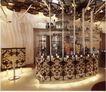 国际商业空间0088,国际商业空间,商业空间展示,洋酒 吧台 灯光