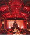 国际商业空间0090,国际商业空间,商业空间展示,屋顶 打坐 餐厅