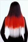个人家庭用品0013,个人家庭用品,广东摄影年鉴2007,女子背影 长发 几种发色