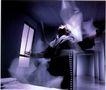 商业人相及服装0010,商业人相及服装,广东摄影年鉴2007,紫蓝 烟雾 仰头