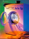 家用电器0004,家用电器,广东摄影年鉴2007,全自动 洗衣机 观察孔