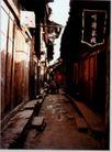 旅游、商业服务0006,旅游、商业服务,广东摄影年鉴2007,老街 狭窄 客栈