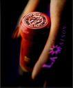 旅游、商业服务0009,旅游、商业服务,广东摄影年鉴2007,纤细 手指 红印