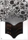 台湾海招贴画0072,台湾海招贴画,招贴画设计,打开的书
