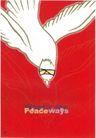 台湾海招贴画0075,台湾海招贴画,招贴画设计,飞鸟