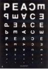 台湾海招贴画0081,台湾海招贴画,招贴画设计,字母 黑色 由大到小