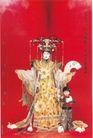 台湾海招贴画0102,台湾海招贴画,招贴画设计,贵族服饰 皇后衣饰