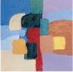 慕尼黑当代抽像画展0070,慕尼黑当代抽像画展,招贴画设计,