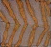 慕尼黑当代抽像画展0086,慕尼黑当代抽像画展,招贴画设计,折断 统一方向 黄色
