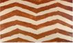 慕尼黑当代抽像画展0090,慕尼黑当代抽像画展,招贴画设计,波浪 粗线条 土黄色