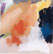 慕尼黑当代抽像画展0109,慕尼黑当代抽像画展,招贴画设计,颜料