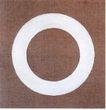 慕尼黑当代抽像画展0115,慕尼黑当代抽像画展,招贴画设计,白色环