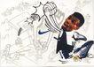 日本广告精品0108,日本广告精品,日本广告精选,漫画 篮球运动员