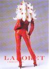 日本海报设计0050,日本海报设计,日本广告精选,羽毛 红衣服 皮裤