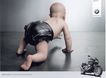 最佳创意奖-30106,最佳创意奖-3,欧洲最佳创意奖,婴儿 爬行 摩托车