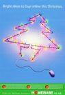 电脑电器0168,电脑电器,电脑汽车文化娱乐,鼠标 五彩灯 圣诞树