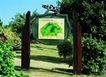 公园标识牌0045,公园标识牌,矢量名片模板,地图 介绍 说明