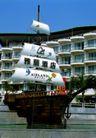 酒店标识牌0008,酒店标识牌,矢量名片模板,雅兰 酒店 扬帆
